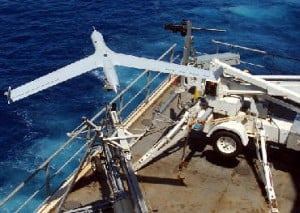 First Marine Expeditionary Unit deployment for ScanEagle
