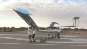 Zephyr: the new standard for Unmanned Aerial Vehicles