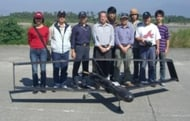 Taiwan showcases pollution-monitoring UAVs