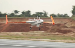 DRDO more money for UAS research.
