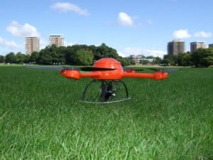 Unmanned Aircraft Offer New Tools for the Emergency Response Arsenal