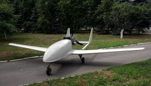 A Russian drone with a complicated history