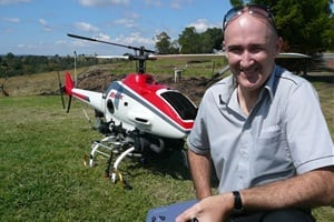 AIN:- Yamaha seek FAA clearance for commercial RMAX flights - sUAS News - The Business of Drones