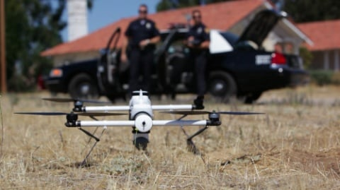 A Primer on Domestic Drones: Legal, Policy, and Privacy Implications