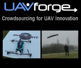 UAVForge Competition Fly Off Finalists Announced