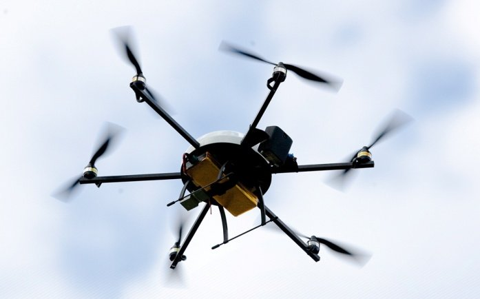 Drones a Good Buzzness Tool for Realtors?