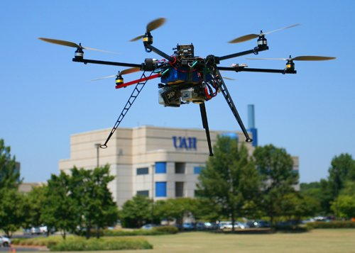 Moviemakers ask to use drones for filming