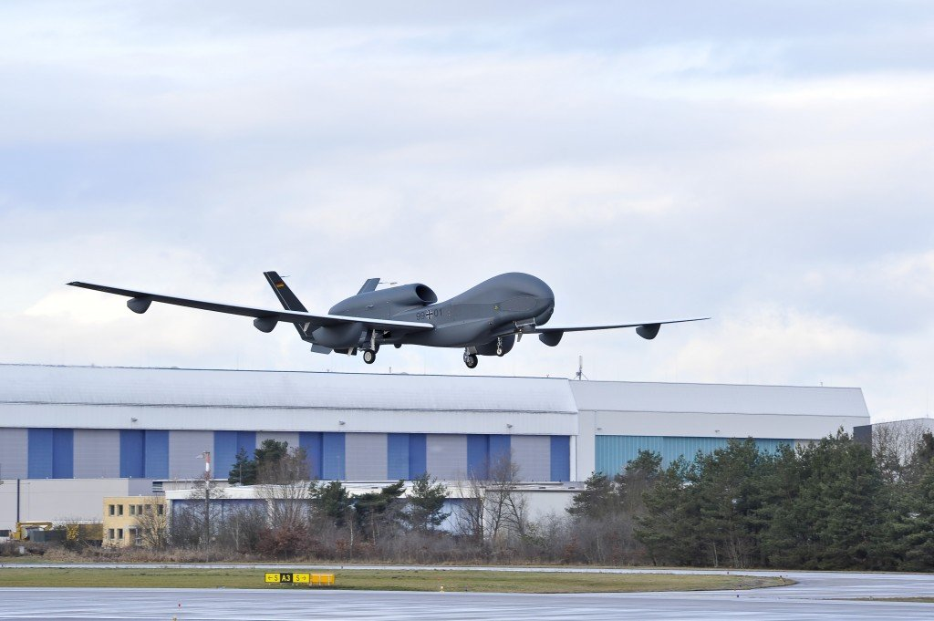 Germany Scuttles UAV Program, According To Reports