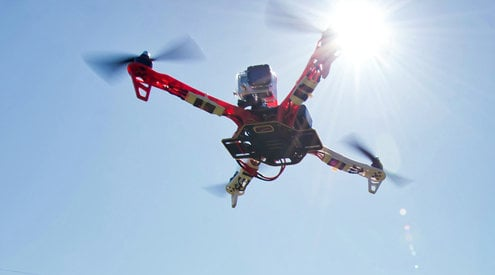 Uncertainties remain as FAA integrates drones into American skies