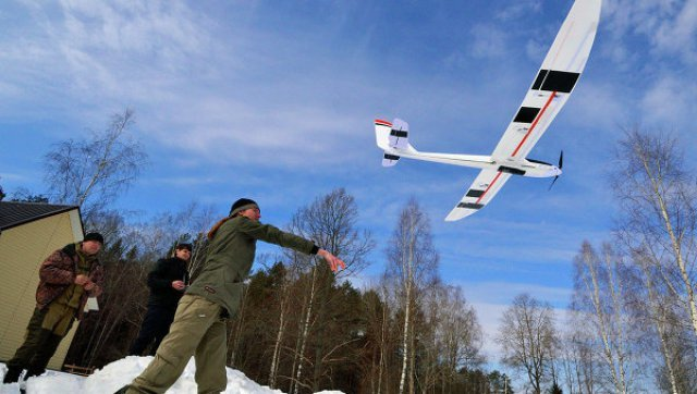 Russia to test drones to monitor wildlife and track poachers
