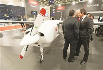 Unmanned aerial vehicle to be 'used more in civil aviation'