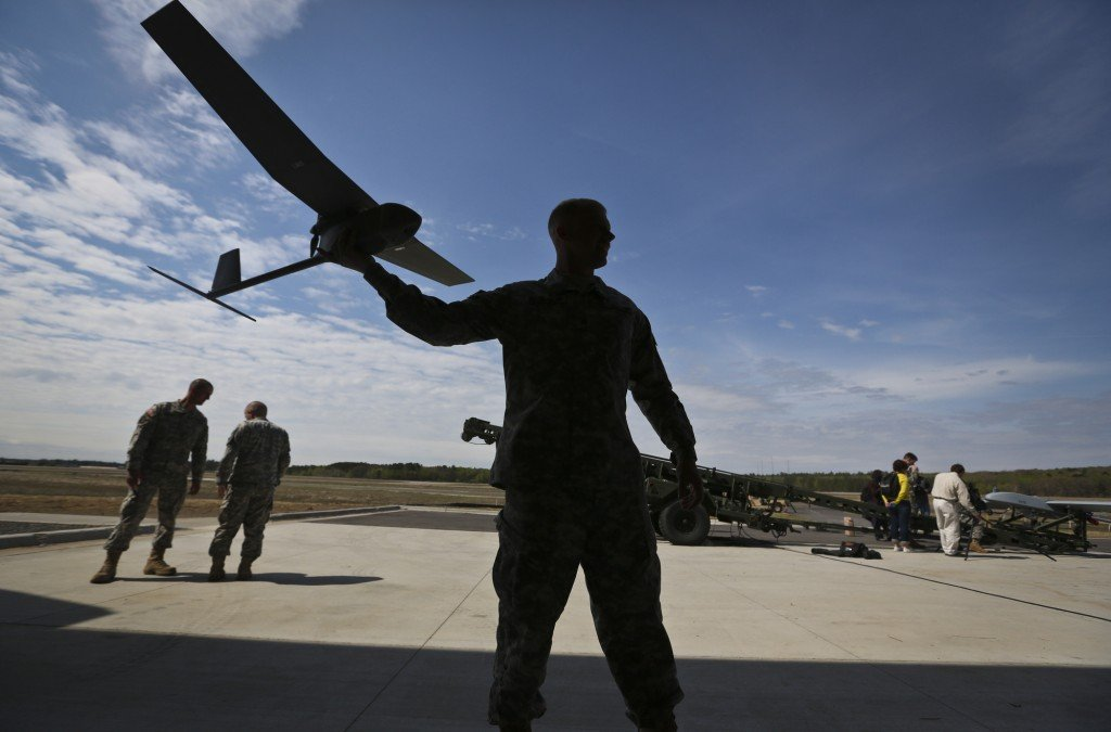 Minnesota National Guard launches its $3.9 million drone facility