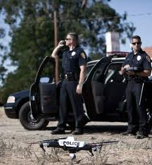 Grand Forks sheriff's deputies nab suspects using unmanned aircraft in first-ever night flight