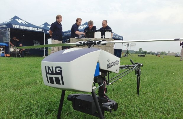 Alberta hopes drone project with Nevada takes flight - sUAS