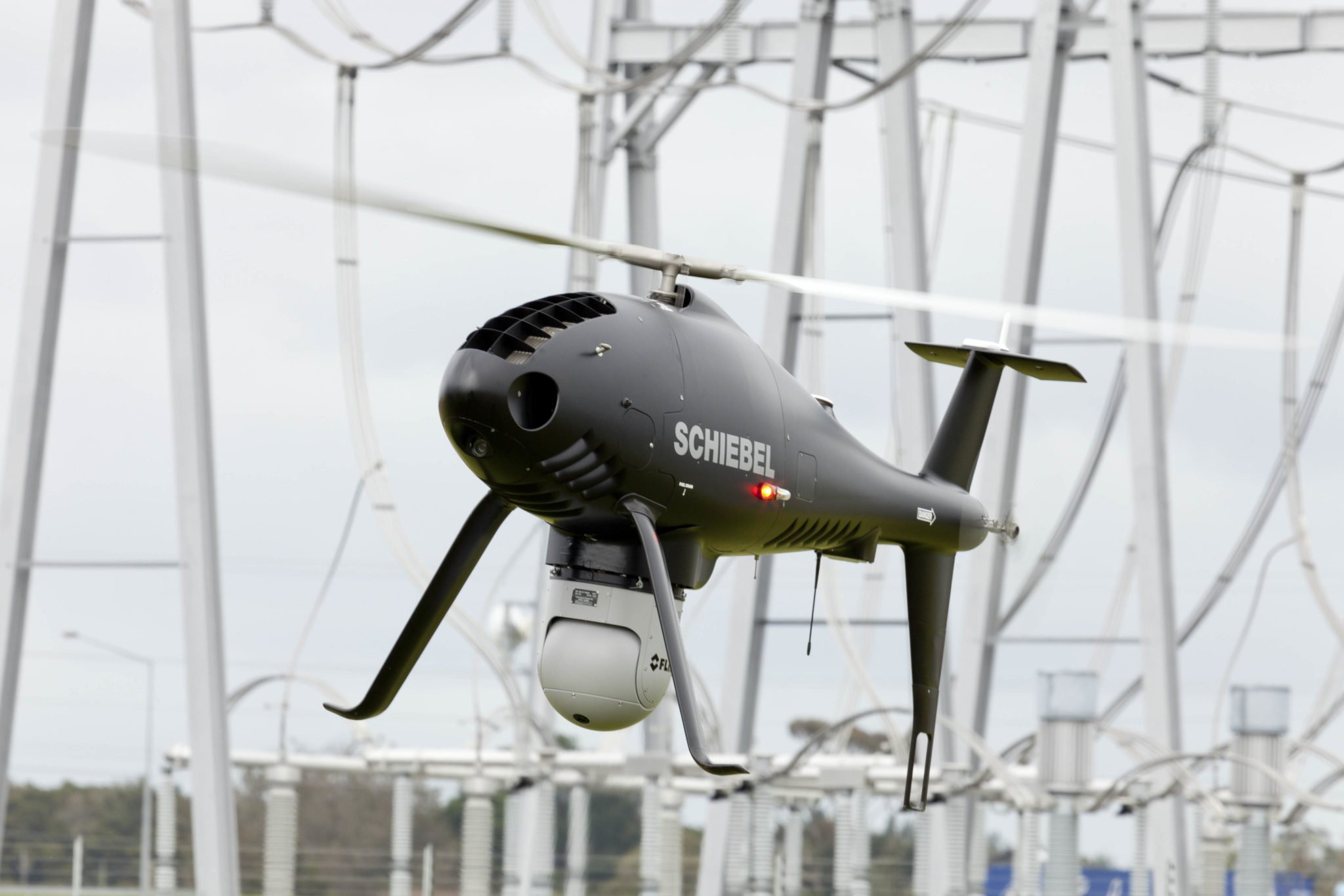 Nz Transpower Permits Rpas Drones For Grid Works