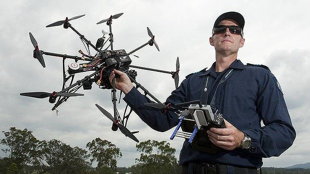 Police eye in the sky offers remote possibilities - sUAS News - The Business of Drones
