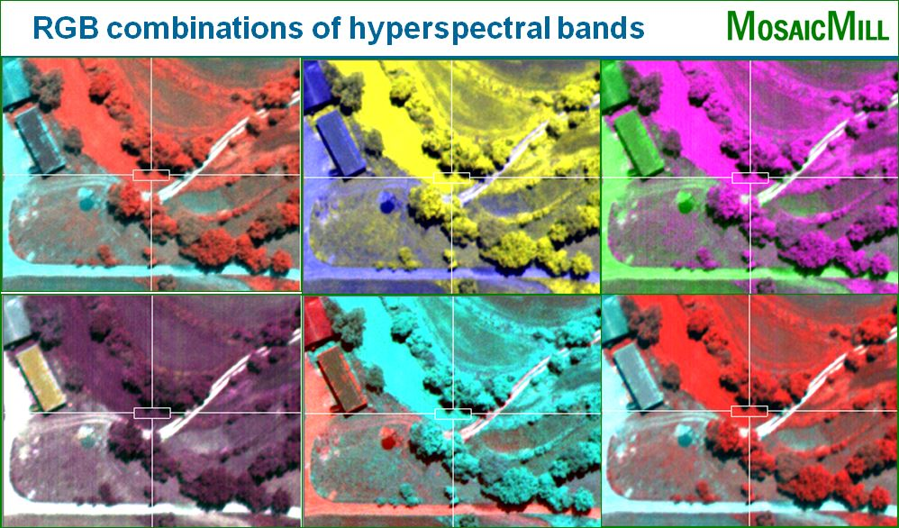 EnsoMOSAIC for Hyperspectral - sUAS News - The Business of Drones