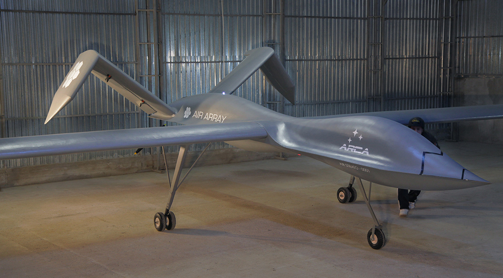 ARCA is developing a high performance unmanned aerial vehicle - sUAS News - The Business of Drones