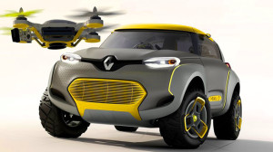 French concept car comes with its own drone - sUAS News - The Business of Drones