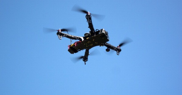 One arrest after drone carrying phones, marijuana, other contraband crashes at US prison - sUAS News - The Business of Drones