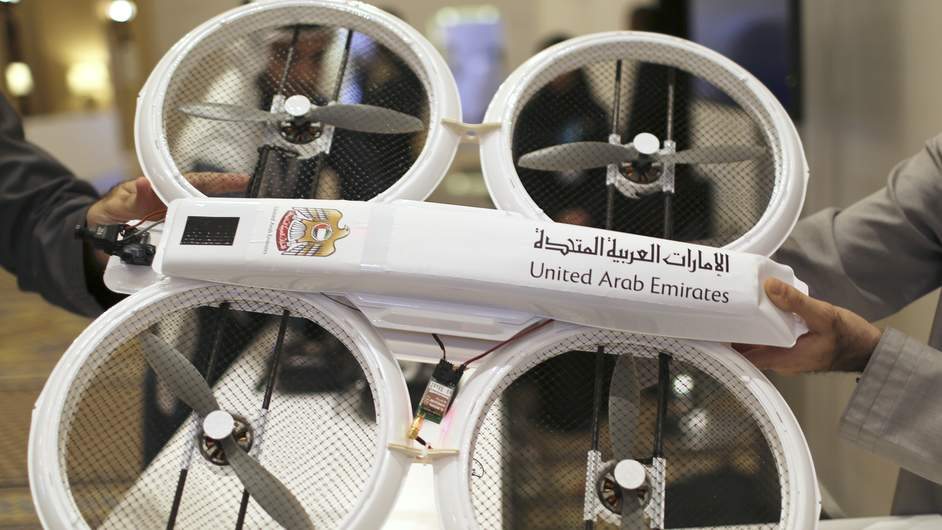 Dubai To Get Drone Deliveries 'Within A Year' - sUAS News - The Business of Drones