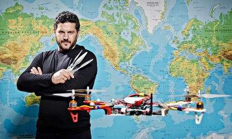 Humanitarian drones to deliver medical supplies to roadless areas - sUAS News - The Business of Drones