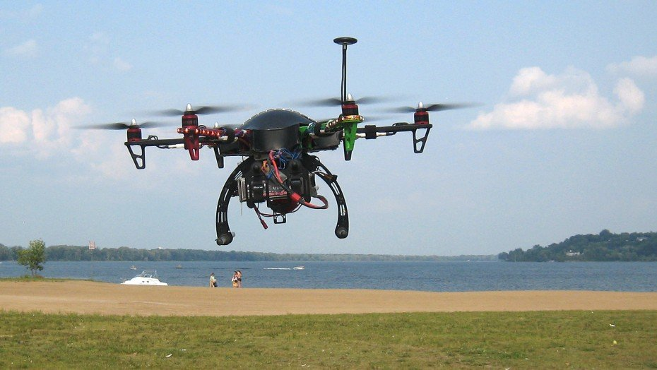 Ten News Outlets to Test Drones for Journalism
