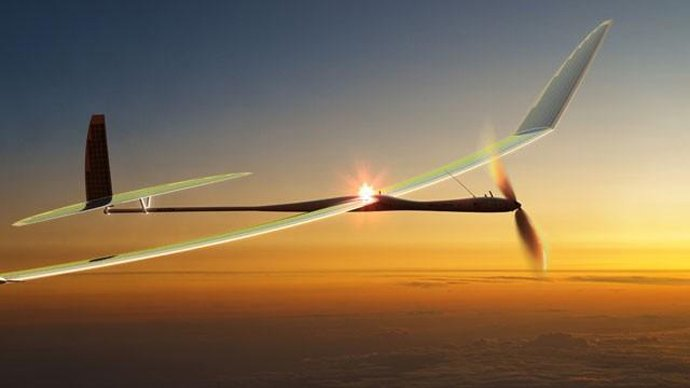 Google wants to test drone wireless Internet in New Mexico - sUAS News - The Business of Drones