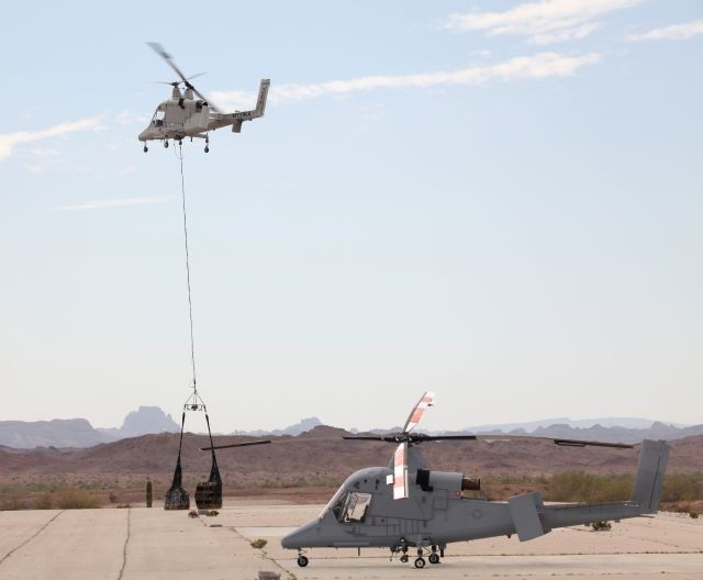 Why pilots couldn't stop a Marine Corps drone helicopter from crashing