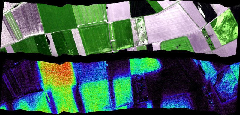 SPECIM AisaIBIS – Unique hyperspectral imager for measuring plant photosynthetic activity - sUAS News - The Business of Drones