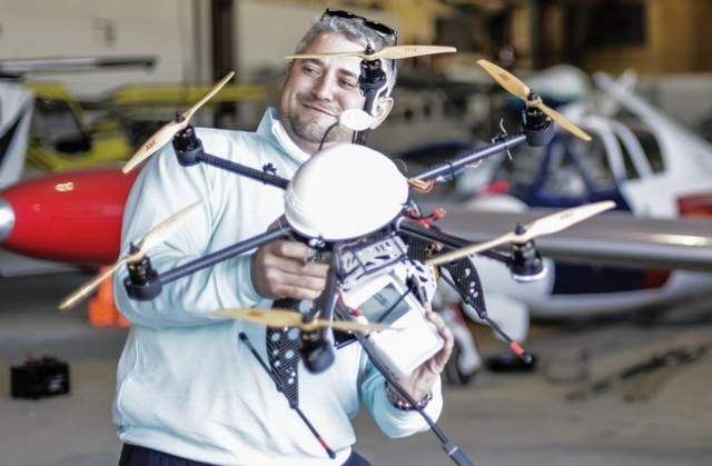Business looking up for unmanned aircraft at Detroit city airport - sUAS News - The Business of Drones