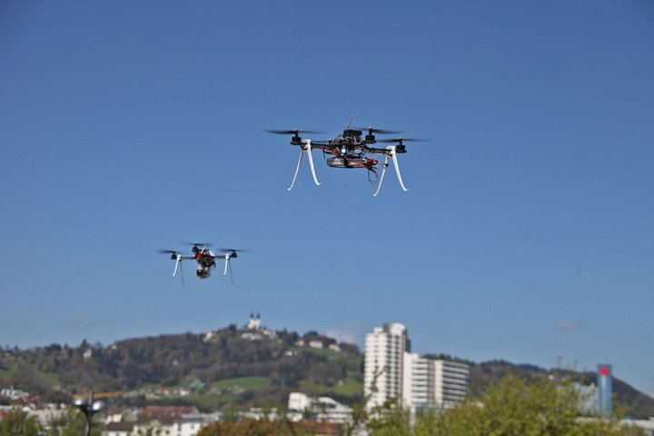 Drone battle to come before Berkeley City Council