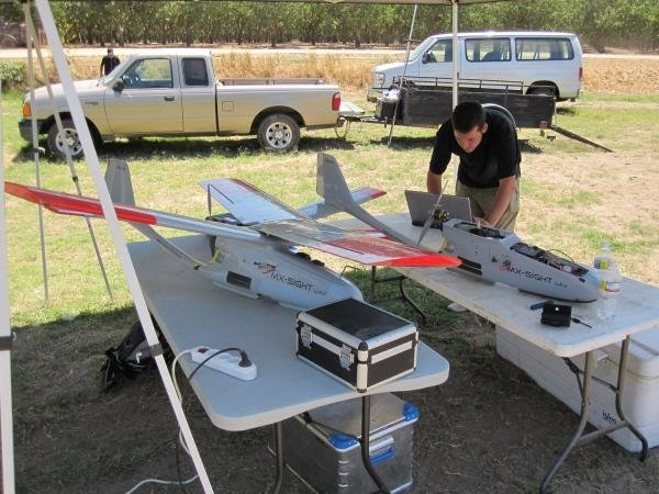 Can Drones Help Drought Stricken California? - sUAS News - The Business of Drones