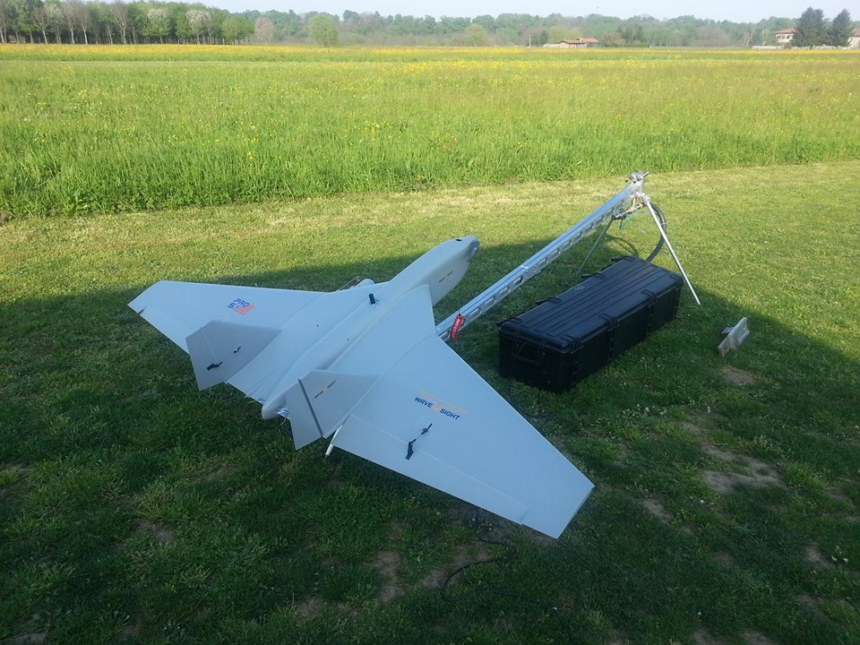 Agriculture gives unmanned aerial vehicles a new purpose