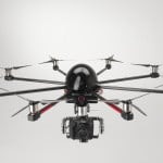 Skycrane - direct drive gimbal