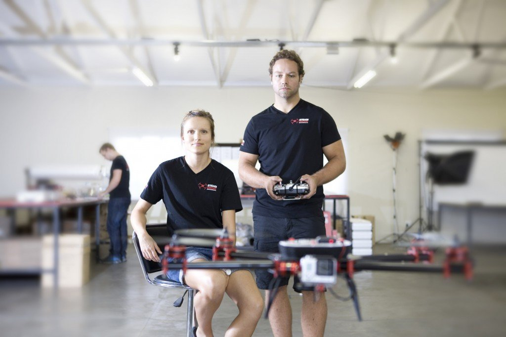 Duran of SteadiDrone makes South Africa's Top 200 young South Africans. - sUAS News - The Business of Drones