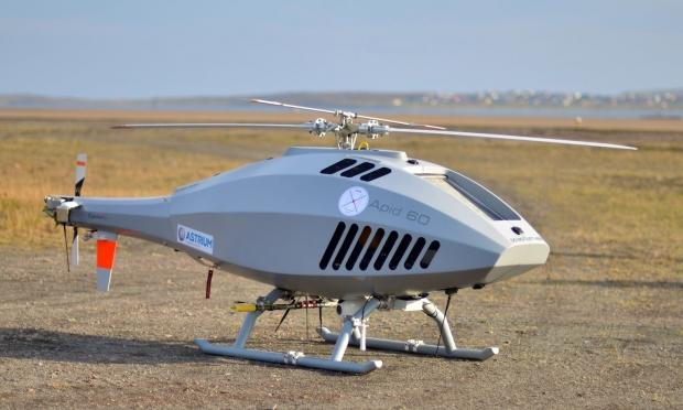 cybaero receives 100m contract for 70 uav helicopters