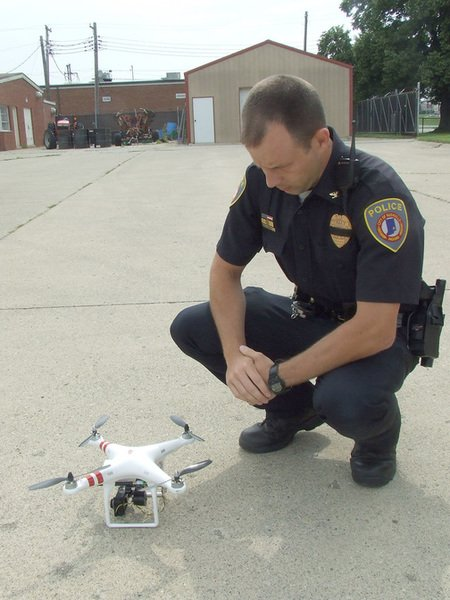RPD's newest tool - unmanned aerial vehicle - sUAS News - The Business of Drones