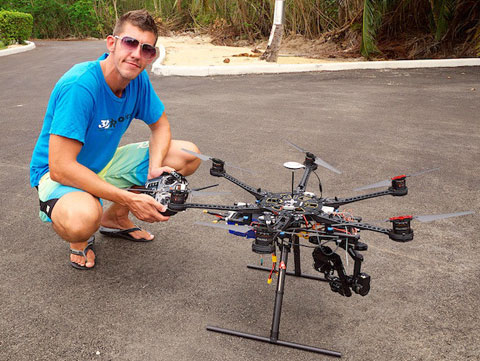 Commercial drone use approved in Cayman - sUAS News - The Business of Drones