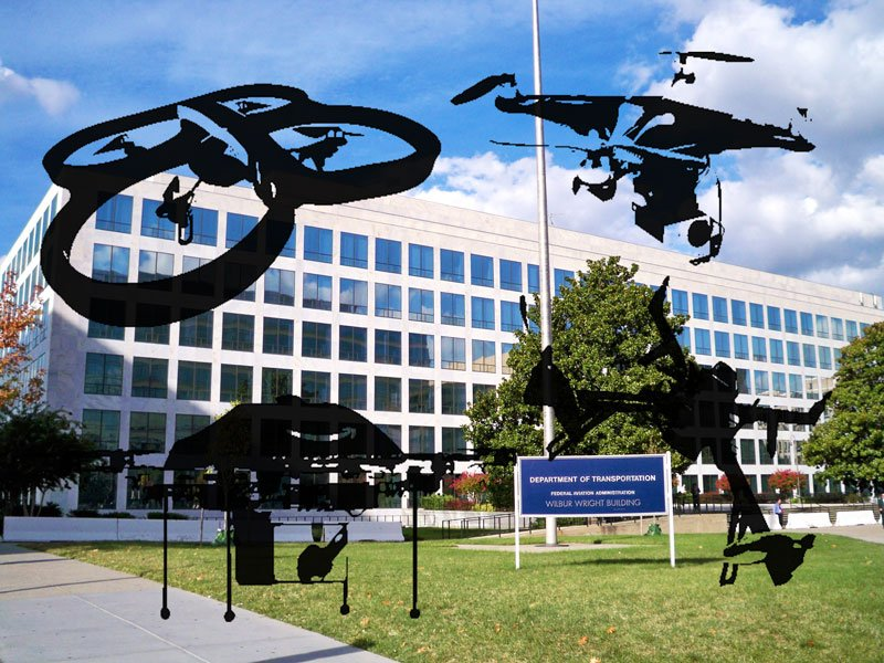 Does the Small UAV industry need its own coalition?