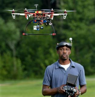 Commercial drones take off in Charlotte area - sUAS News - The Business of Drones