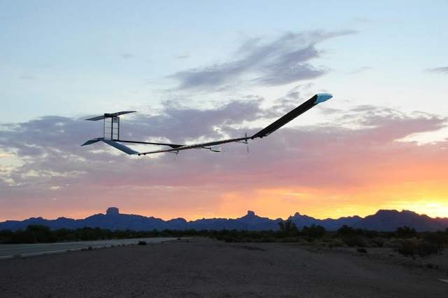 Dubai launches high-altitude unmanned aircraft