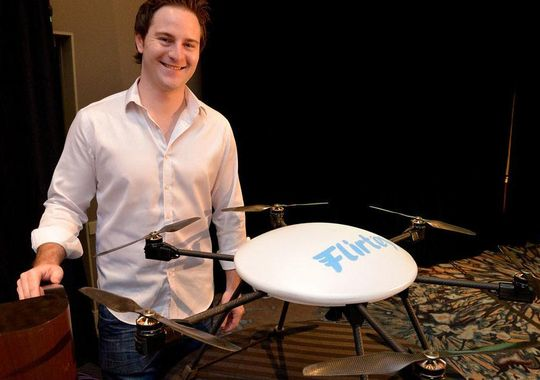 UNR to conduct drone research with Australian company