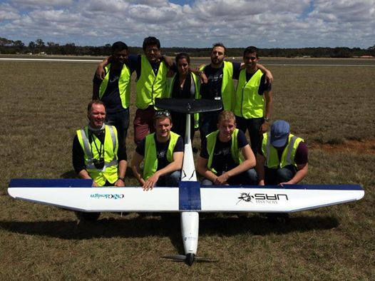 2014 UAV Outback Challenge Rescue Day 1