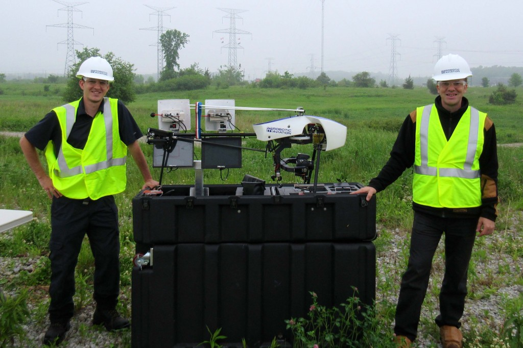 ING Robotic Aviation Wins Outstanding Technology Company Award From IEEE Ottawa Chapter - sUAS News - The Business of Drones