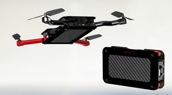 This Drone Fits In Your Pocket