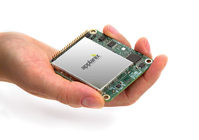 Applanix Offers Single-Board GNSS-Inertial System for UAV Mapping