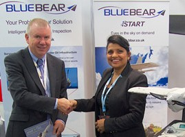 E-GO and Blue Bear work on unmanned aircraft