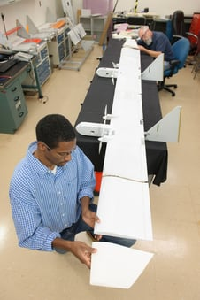 It's Alive! Ames Engineers Harvest and Print Parts for New Breed of Aircraft