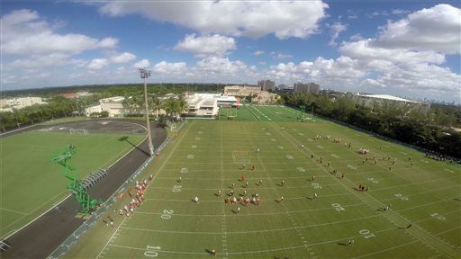 Miami joins list of schools deploying drones